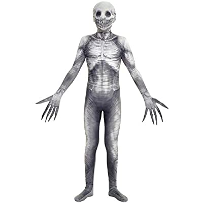 Morphsuits The Rake Urban Legends Kids Morphsuit Costume - size Large 4'-4'6 (120cm-137cm) Costume, Black by Morphsuits