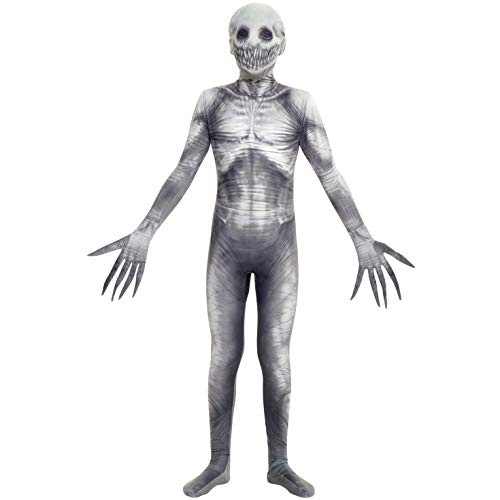 Morphsuits Klmtrl il rastrello Urban Legends Kids Morphsuit costume – Dimensioni 4 '1 – 4' 6 (123 cm-137 cm) grande