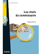 LFF A2 : Les Chats du commissaire + CD audio MP3