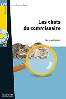 Les chats du commissaire - Livre + CD audio MP3