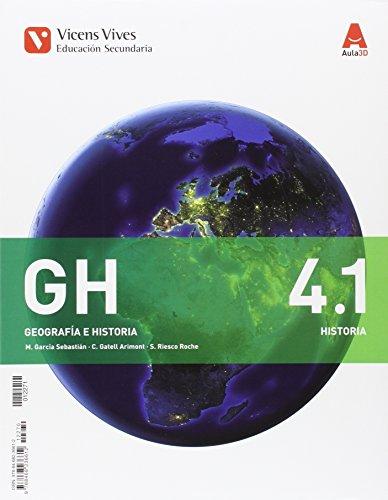 GH 4.1  y GH 4.2 (Geografía e Historia), primera edición (2016): 000001 (GH 4.1...