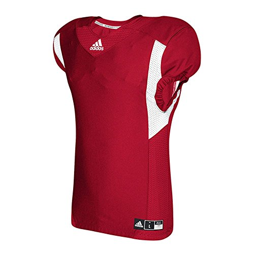 adidas Techfit Hyped - Camiseta de fútbol para hombre -  Rojo -  XXX-Large