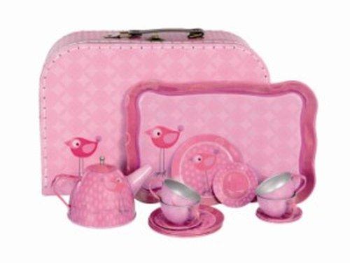 Egmont Toys Maleta con Set de Té, Maleta de...