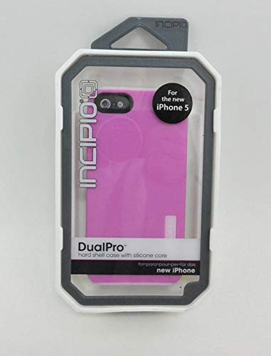 Incipio Dual PRO for iPhone 5 - Retail Packaging - Pink/ Light Pink