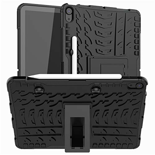KATUMO Funda para iPad Air 4 10.9 2020 (Modela: A2324/ A2072/ A2316/ A2325) Funda Silicone para Tableta Apple iPad Air 4 10.9 Pulgadas 2020 Shockproof Cover
