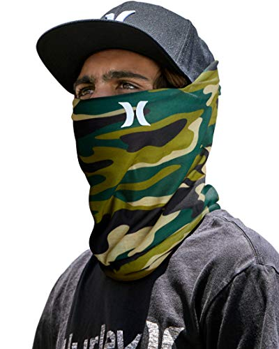 Hurley Icon Printed Gaiter Camo One Size