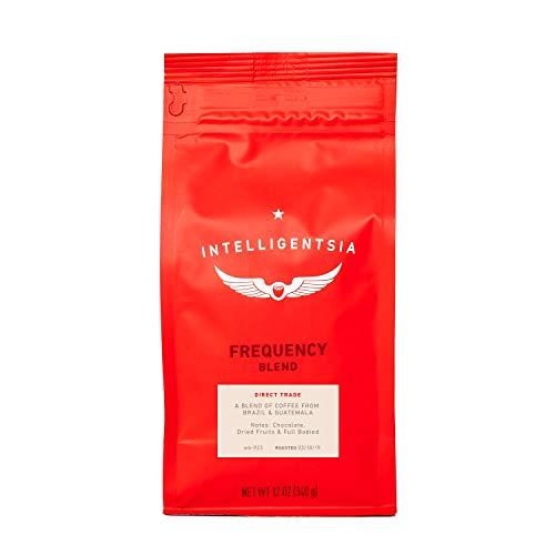 Intelligentsia Frequency Blend - 12 oz - Medium Roast, Direct Trade, Whole Bean Coffee