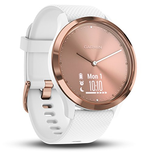 Garmin vivomove HR S/M Rosa Gold White