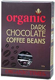 Organic Times Organic Dark Chocolate Coffee Beans 150 g, 150 g
