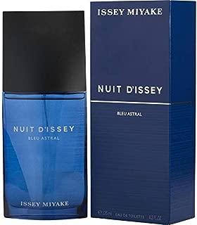 Nuit D'issey Bleu Astral By I s s e y M i y aķe EDT Spray 4.2 FL. OZ./125 ml