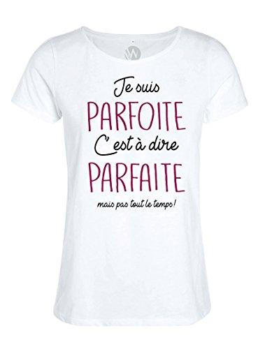 KSS KSS KSS Femme Top T-Shirt Message Humour...