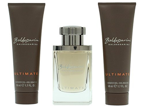 Baldessarini Ultimate Set Homme/Men, Eau De Toilette, 2x Duschgel, 1er Pack (1 x 150 ml)