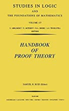 Handbook of Proof Theory (ISSN 137)