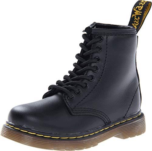 Dr. Martens Delaney Boot,Black Softy T,2 UK(3 M US Little...