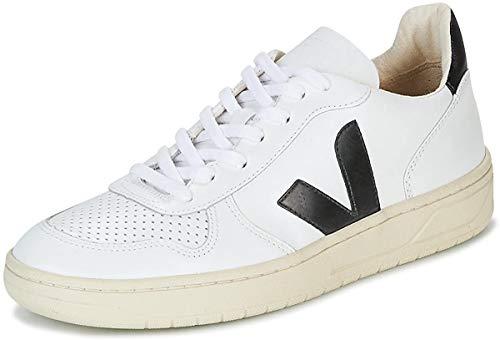 Veja V-10 Sneaker weiß 42