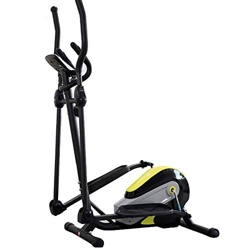 Buy Bargain Step Fitness Machines Portable Elliptical Machine Cardio Workout Machine for Home Office...