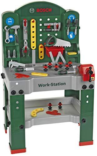Theo Klein 8580 – Bosch Workstation 60 x 78 cm, Spielzeug - 2