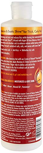Creme Of Nature Argan Oil Curl Activator Crème, 12 oz / 354 ml
