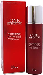 Christian Dior One Essential Intense Skin Detoxifying Booster Serum for Unisex, 2.5 Ounce