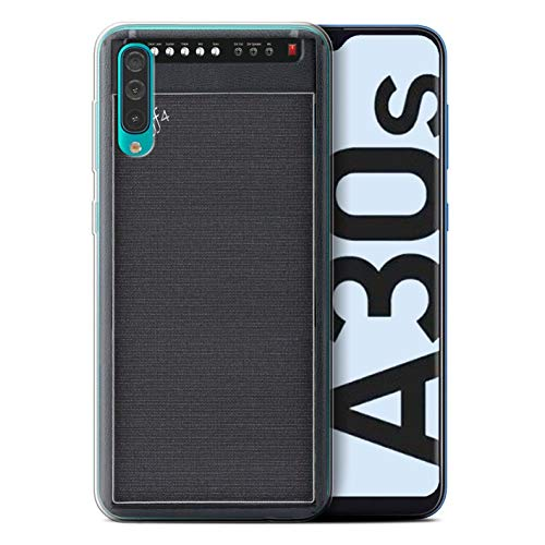 eSwish telefoonhoesje/Cover/Skin/SG-GC/Speaker Design Collection Samsung Galaxy A30s/A50s 2019 Versterker
