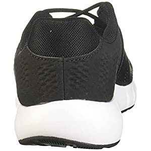 Under Armour Women's Micro G Pursuit BP Running Shoe, Black (001)/Black, 10.5