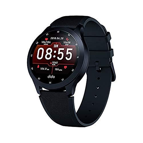 Mygsn Watch Fitness Tracker Wasserdichtes Schwimmen - Outdoor-Sportarten Multifunktions-Smart-Sportuhr Schrittzähler Laufen Android - Samsung - Student - IOS - Herzfrequenz-Armband Watch