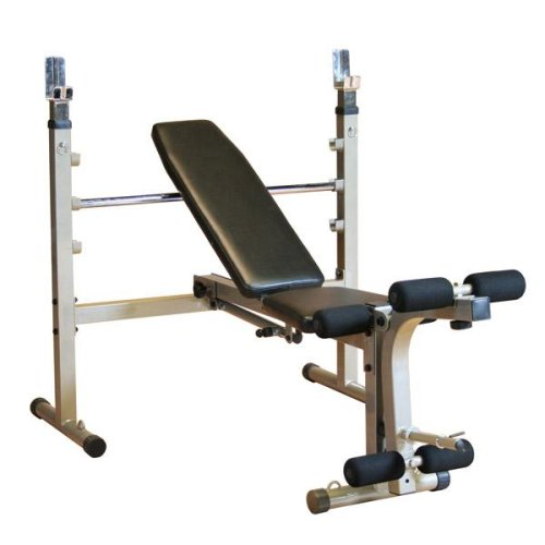 Body-Solid Best Fitness Olympic Folding Bench (BFOB10)