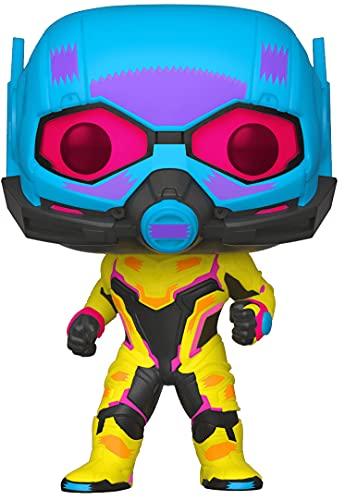 Marvel Ant-Man Luz negra Funko Pop
