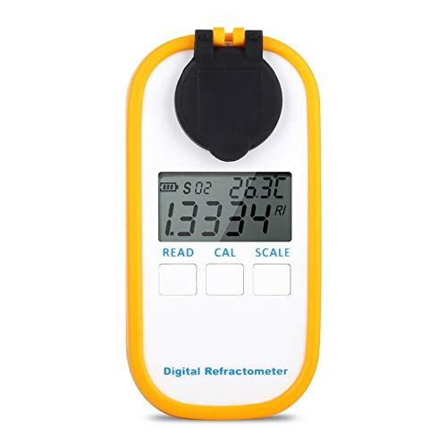 Digitales Kaffeezucker-Messgerät, Digitales tragbares elektronisches Refraktometer, TDS-Konzentrationsrefraktometer HXC