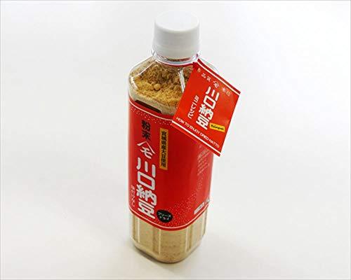 川口納豆 粉末納豆 220g 宮城県産大粒大豆使用 ×12本