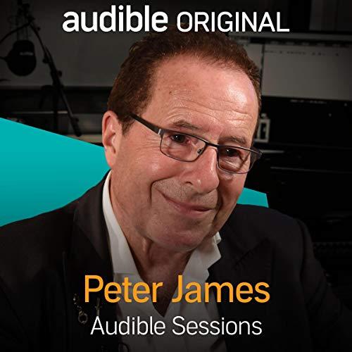 Peter James audiobook cover art