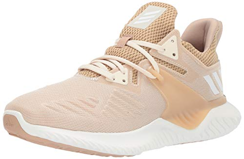 adidas Men's Alphabounce Beyond 2 Running Shoe, ecru tint/chalk white/st pale nude, 11 M US