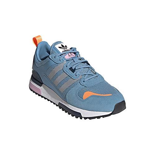 adidas ZX 700 HD - Zapatillas deportivas para mujer, color Azul, talla 39 1/3 EU