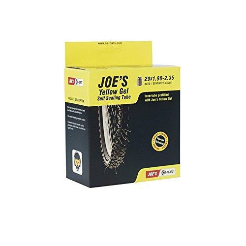 JOES - 33299/213 : Camara valvula schrader gruesa con gel liquido antipinchazos 29x1.90-2.35