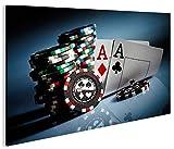 islandburner Bild Bilder auf Leinwand Aces Poker Casino