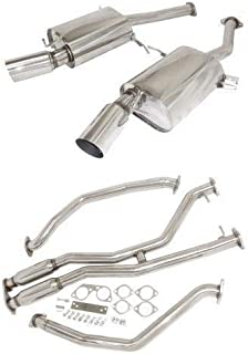 Best e92 335i exhaust system Reviews