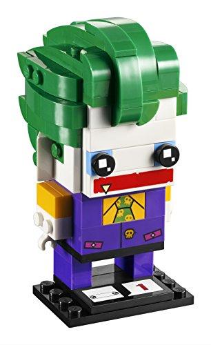 LEGO Brickheadz - The Joker, Figura de Juguete del Villano Enemigo de Batman (41588) 2
