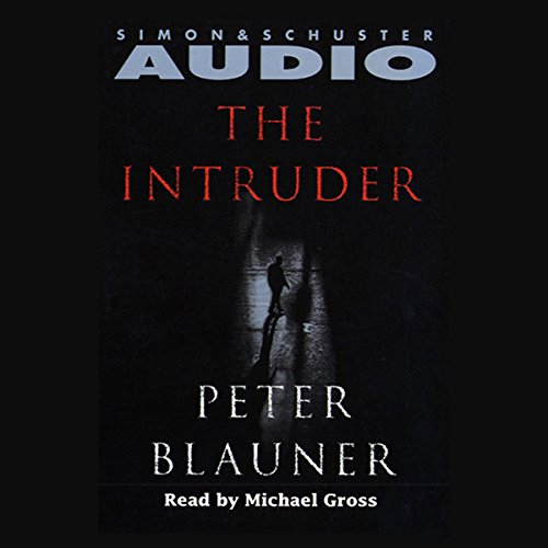 The Intruder audiobook cover art