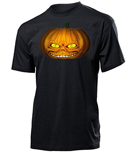Killer Kürbis 5960 Halloween Kostüm Herren Männer T-Shirt Partnerkostüm Costume Outfits Jacke Maske riesen Spinne Jumpsuit Jungs Vampir Figur Wunde