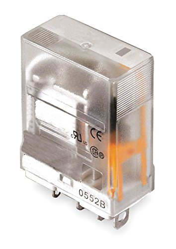 Dayton 1EHC8 Relay, Ice Cube, SPDT, 24VAC, Coil Volts