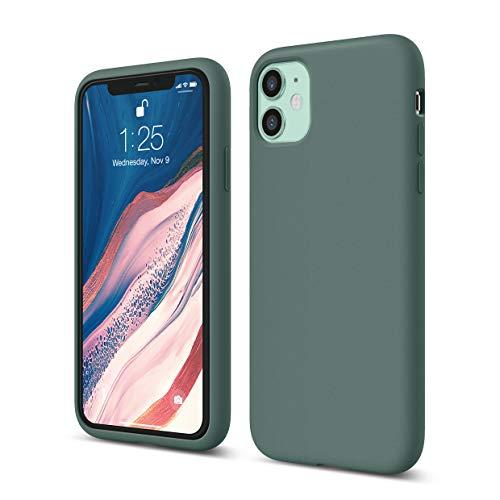 elago Liquid Silicone Hülle Kompatibel mit iPhone 11 Hülle (6,1