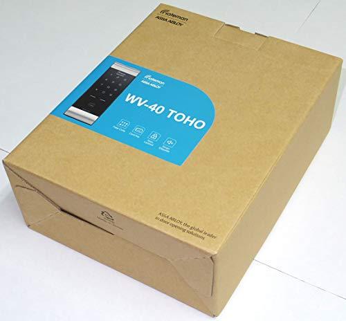 東邦金属工業GATEMANWV-40面付錠デジタルドアロック24時間サポート付き