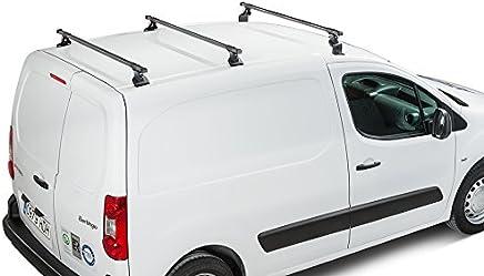 Cruz Baca para Cargas Pesadas Peugeot (2008-actualidad), Sistema de 3 Barras