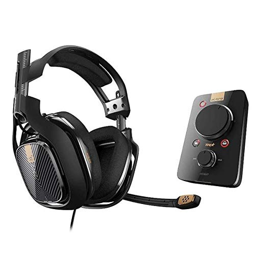 Astro A40TR Headset + MixAmp Pro TR for PS4 Or XB1 Auriculares Gaming Amplificador