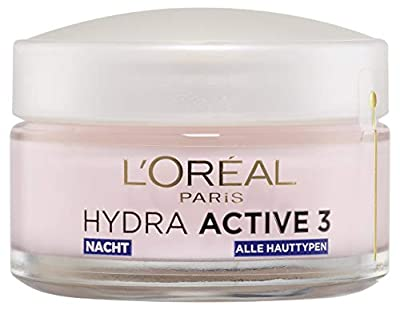 "L'Oral Paris Dermo Expertise ""Hydra Active"" Hydrafresh Night Intensive Moisturiser from Loreal"