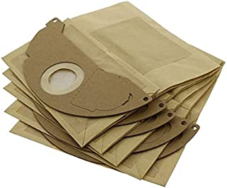 FIND A SPARE Paper Bags For Karcher A2000 A2099 WD2.000 WD2.499 Series Vacuum Cleaner Pack of 5