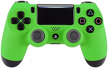 Soft Touch Green Playstation 4 PS4 Dual Shock 4 Wireless Custom Controller