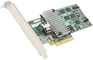 LSI Logic LSI00197 9260-4I - STORAGE CONTROLLER - HARD DRIVE; DISK ARRAY (RAID) - SERIAL ATTACHED S (Renewed)