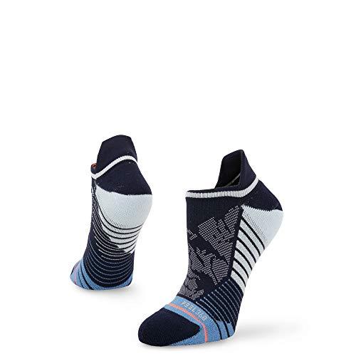 Stance Womens Blue Crusher Tab Training Socks/Blue / S