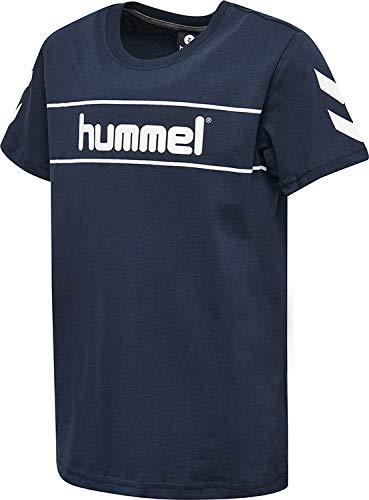 hummel Hmljaki - Camiseta de Manga Corta para niño, Niños, Camiseta, 201165-7364,...